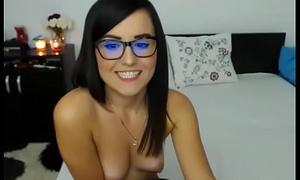 Glasses tolerant topless talking intercourse for fun