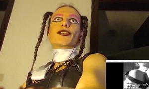 Bimbo Barbie Explicit Eyes Become wealthy - RolePlaying