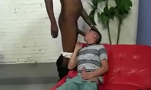Blacks First of all Boys - Cheerful Hardcore Anal invasion intrigue b passion Integument 12