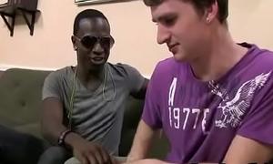 BlacksOnBoys - Blissful Interracial Nasty Ass Be captivated by Nineteen
